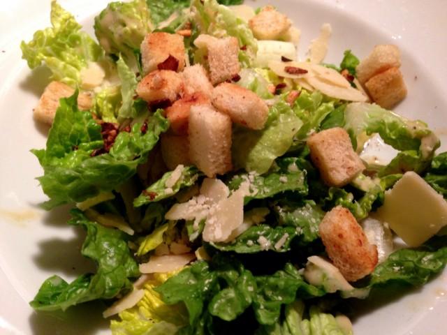 Caesars Salat