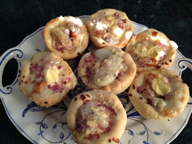 Handkäs-Muffins